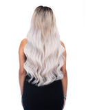 "Platinum Perfection by Zach Mesquit 22"" 240g Iconic Hair Extensions"