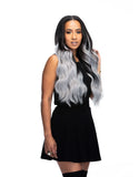 "Platinum Perfection by Zach Mesquit 22"" 240g Limo Tint Hair Extensions"