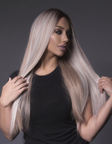 "BELLAMI Synthetic Wig Nala 24"" Straight"