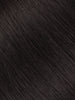 "BELLAMI BELL AIR 12"" 120g #1B OFF BLACK Hair Extensions"
