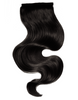 "BELLAMI It's A Wrap Ponytail 20"" 100g  Off Black (#1B) Human Hair"
