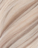 "Silk Seam 18"" 140g Pearl Blonde Highlight Hair Extensions"