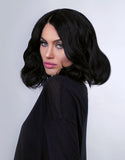 "Alinna Synthetic Wig Raven 15"" 150G"