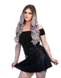 "Platinum Perfection by Zach Mesquit 18"" 140g Rolls Hair Extensions"