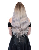 "Platinum Perfection by Zach Mesquit 22"" 240g Rolls Hair Extensions"