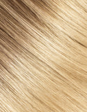 "BELLAMI Silk Seam 65g 26"" Volumizing Weft Rooted Ash Brown/Honey Blonde (8/20/24/60)"