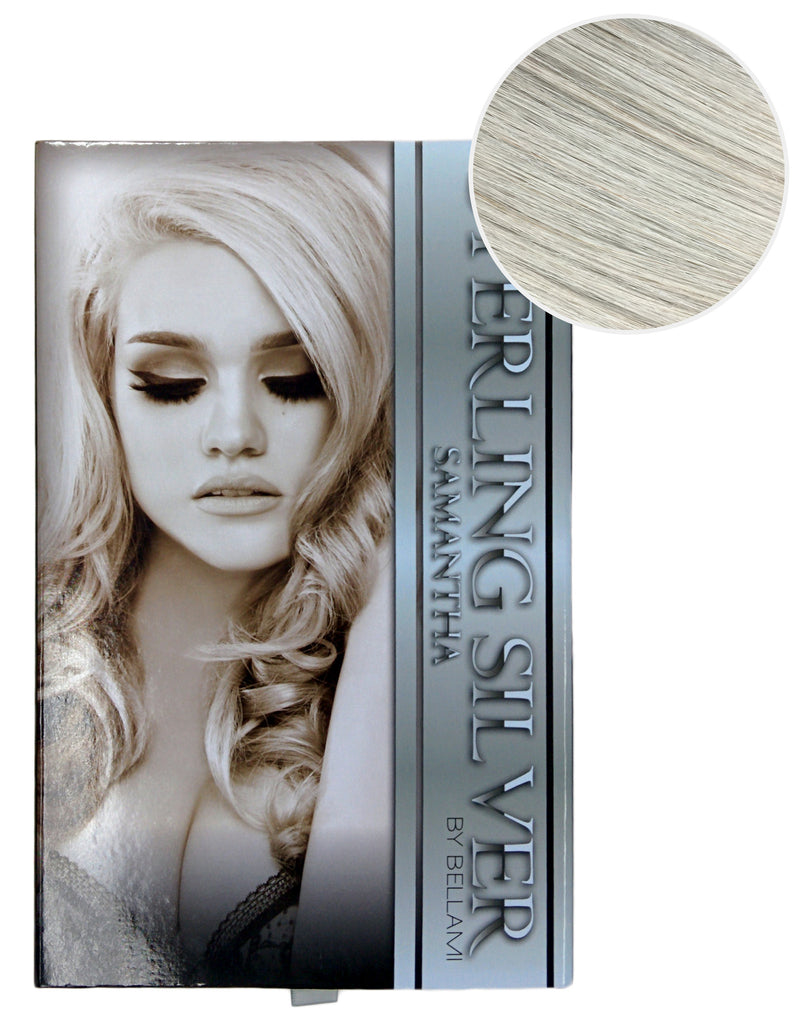 Samantha 220g 22 Sterling Silver Hair Extensions