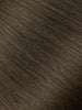 "Piccolina 120g 18"" Walnut Brown (3) Hair Extensions"