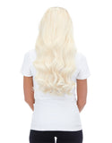 "BELLAMI Silk Seam 180g 20"" Ash Blonde (60) Hair Extensions"