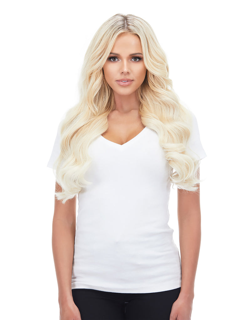 "KHALEESI 280g 20"" Ash Blonde (60) Hair Extensions"