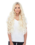 "BELLAMI Silk Seam 360g 26"" Ash Blonde (60) Hair Extensions"