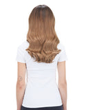 "BELLAMI Silk Seam 140g 16"" Ash Brown (8) Hair Extensions"