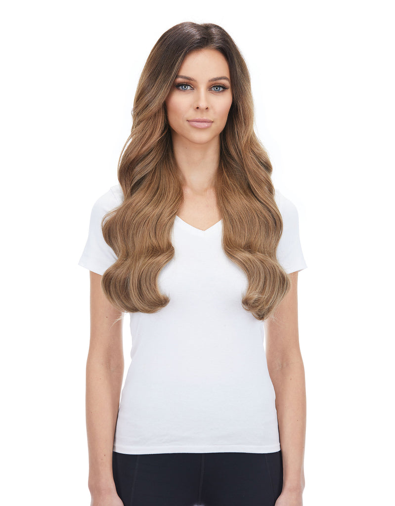 "Magnifica 240g 24"" Ash Brown (8) Hair Extensions"