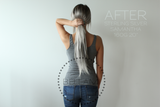 "Samantha 160g 20"" Sterling Silver Hair Extensions"