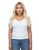 "BELLAMI Silk Seam 140g 16"" Beach Blonde (613) Hair Extensions"