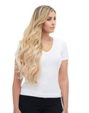 "BELLAMI Silk Seam 260g 24"" Butter Blonde (P10/16/60) Hair Extensions"