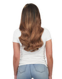 "BELLAMI Silk Seam 140g 16"" Chestnut Brown (6) Hair Extensions"