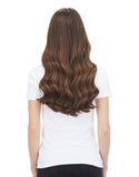"BELLAMI Silk Seam 140g 16"" Chocolate Brown (4) Hair Extensions"