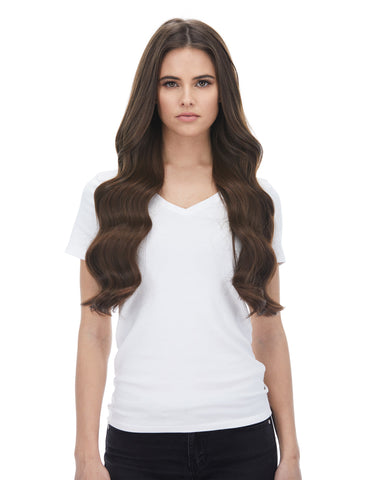 "Magnifica 240g 24"" Chocolate Brown (4) Hair Extensions"