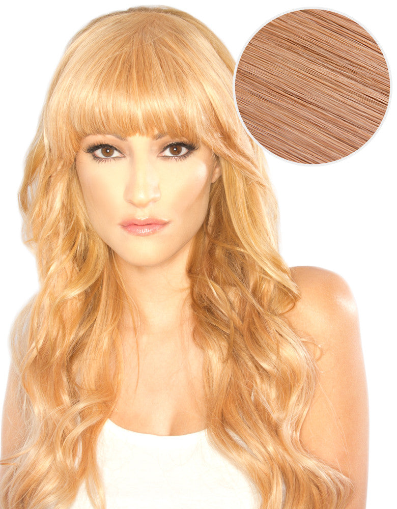 Cleopatra Clip In Bangs Strawberry Blonde (27)