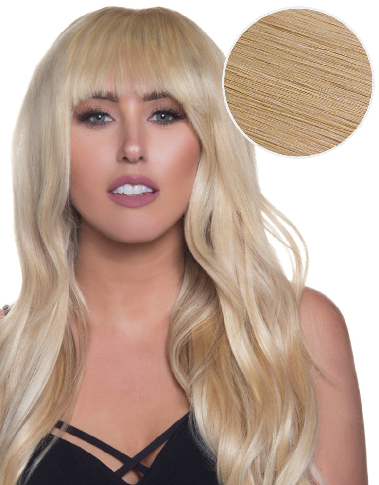 Cleopatra Clip In Bangs Beach Blonde 613 Bellami Bellami Hair