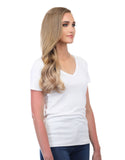 "BELLAMI Silk Seam 140g 16"" Dirty Blonde (18) Hair Extensions"