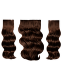 "BELLAMI BELL- AIR 12"" 120g #2 DARK BROWN SET"