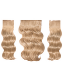 "BELLAMI BELL AIR 16"" 170g #613 BEACH BLONDE Hair Extensions"