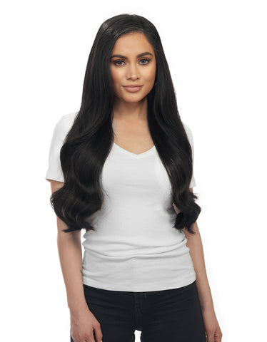 Bellissima 220g 22'' Jet Black (#1) Hair Extensions