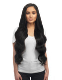 "BELLAMI Silk Seam 360g 26"" Jet Black (#1) Hair Extensions"