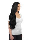 "Magnifica 240g 24"" Jet Black (#1) Hair Extensions"