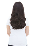 "Piccolina 120g 18"" Mochachino Brown (1C) Hair Extensions"