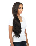 "BELLAMI Silk Seam 360g 26"" Off Black (1B) Hair Extensions"