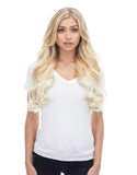 "BELLAMI Silk Seam 140g 18"" Platinum Blonde (80) Hair Extensions"