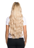 "BELLAMI Silk Seam 360g 26"" Rooted Cool Brown (17/P10/16/60) Hair Extensions"