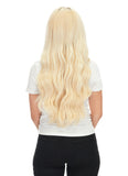 "BELLAMI Silk Seam 180g 20"" Rooted Walnut Brown/Ash Blonde (3/60) Hair Extensions"