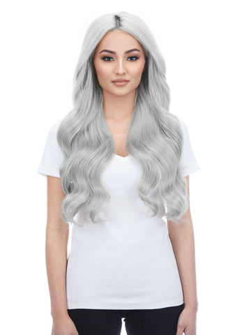 Bellissima 220g 22'' Sterling Silver Hair Extensions