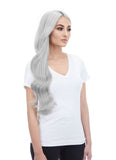 "Magnifica 240g 24"" Sterling Silver Hair Extensions"