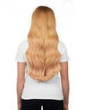"BELLAMI Silk Seam 240g 22"" Strawberry Blonde (27) Hair Extensions"