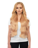 "BELLAMI Silk Seam 360g 26"" Strawberry Blonde (27) Hair Extensions"