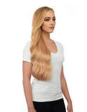 "BELLAMI Silk Seam 260g 24"" Strawberry Blonde (27) Hair Extensions"