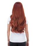 "BOO-GATTI 340G 22"" Vibrant Red (33) Hair Extensions"