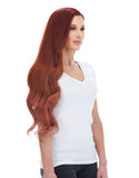 "BELLAMI Silk Seam 360g 26"" Vibrant Red (33) Hair Extensions"