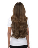 "BELLAMI Silk Seam 260g 24"" Walnut Brown (3) Hair Extensions"