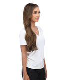 Bellissima 220g 22'' Walnut Brown (3) Hair Extensions