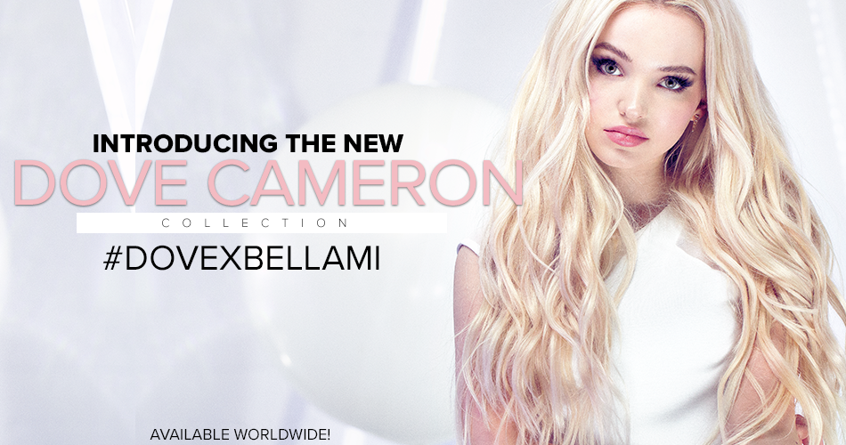 Bellami X Dove Cameron Bellami Hair