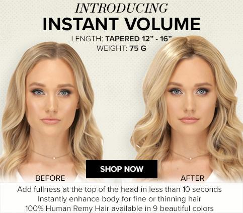 BELLAMI Hair Extensions, Clip-In Hair Extensions, Ombre and