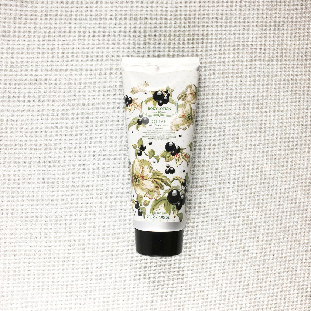 Body Lotion - Olive