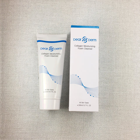 Foam Cleanser - Collagen Moisturizing
