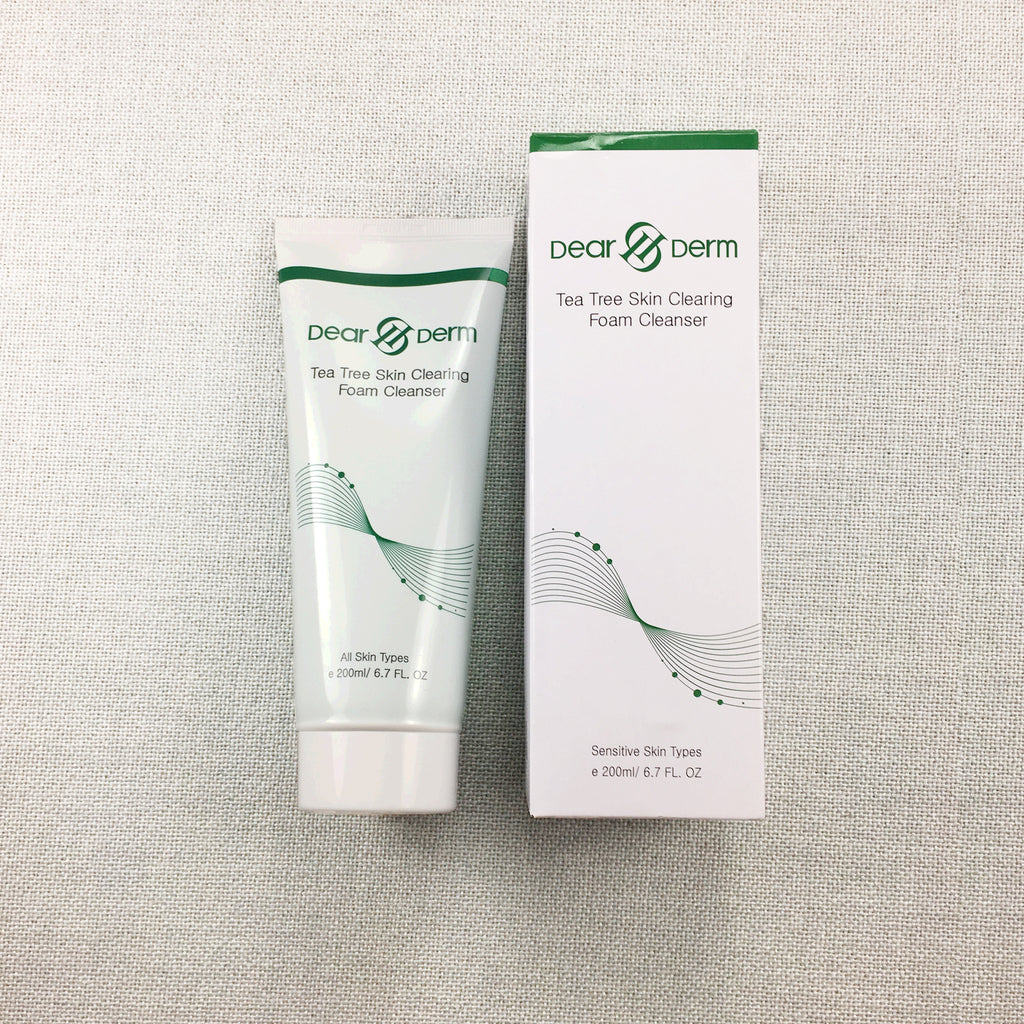 Foam Cleanser - Tea Tree Skin Clearing